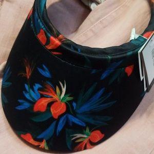 Flower visor